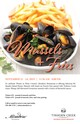 Miradoro Mussels & Fries - Nov 21 to 24