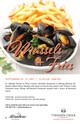 Miradoro Mussels & Fries - Nov 24 to 27